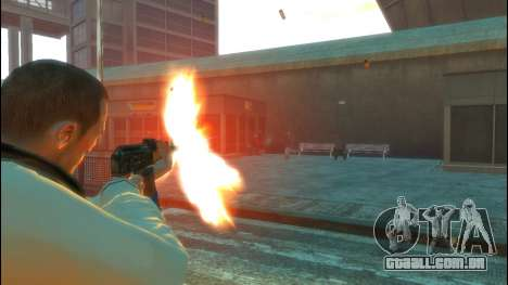 AKS-47 para GTA 4 segundo screenshot