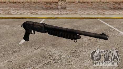 Espingarda para GTA 4