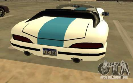 GTA V to SA: Realistic Effects v2.0 para GTA San Andreas sétima tela