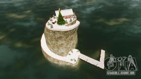 Ilha Christmas para GTA 4