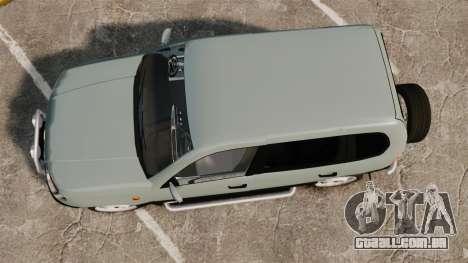 Vaz-2123 v 1.1 para GTA 4 vista direita