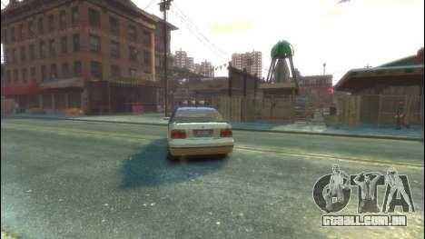 Polícia de GTA 5 para GTA 4 vista direita
