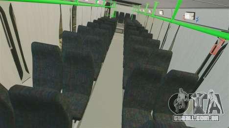 LIAZ-5256 45-01 para GTA 4 vista interior