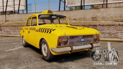 IZH-moskvitch 412 para GTA 4