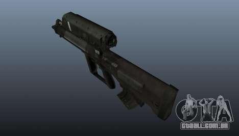 O lançador de granadas XM-25 para GTA 4 terceira tela