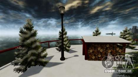 Ilha Christmas para GTA 4 quinto tela