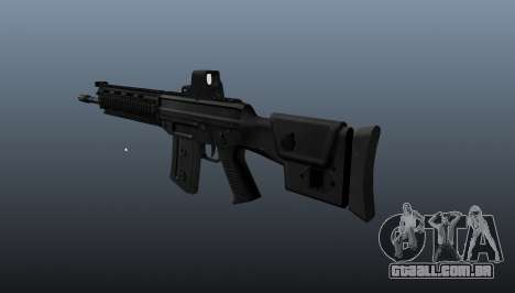 Fuzil SIG SG 751 v1 para GTA 4 segundo screenshot