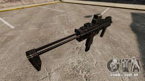 V1 de pistola-metralhadora HK MP7 para GTA 4 segundo screenshot