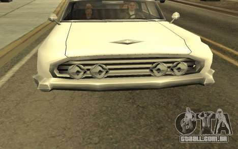 GTA V to SA: Realistic Effects v2.0 para GTA San Andreas