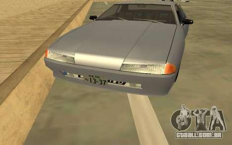 GTA V to SA: Realistic Effects v2.0 para GTA San Andreas décimo tela