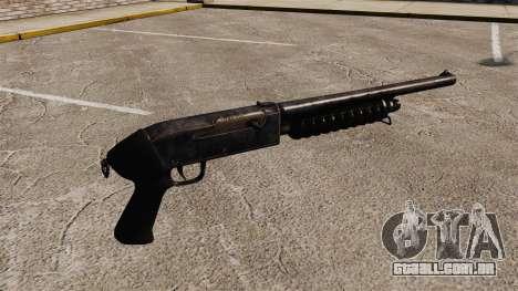 Espingarda para GTA 4 segundo screenshot