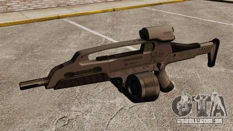 Automática HK XM8 v3 para GTA 4 terceira tela