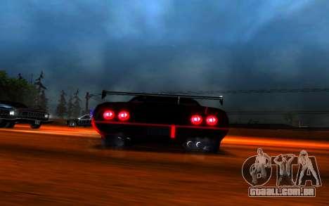 Esconder HUD para GTA San Andreas segunda tela