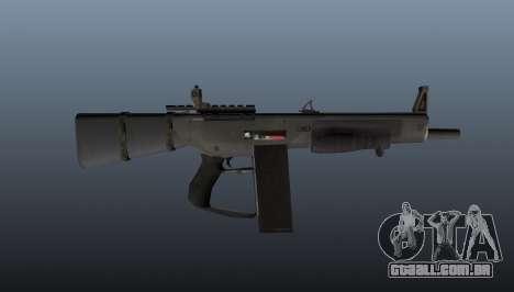 A shotgun AA-12 para GTA 4 terceira tela