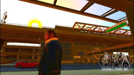 Calça jeans jaqueta Trevor de GTA V para GTA 4 segundo screenshot