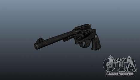 Revólver de dupla ação para GTA 4