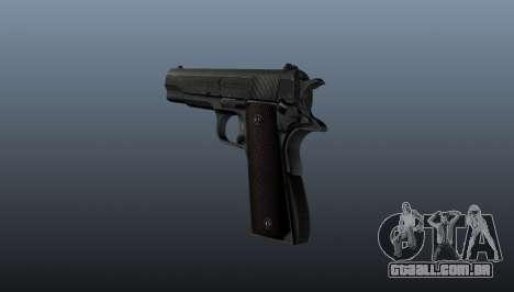 Pistola M1911 v5 para GTA 4 segundo screenshot