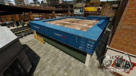 Garagem para GTA 4