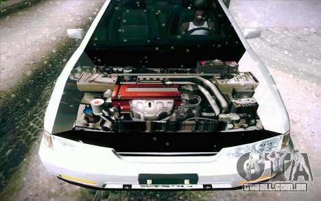 Honda Accord Wagon para as rodas de GTA San Andreas