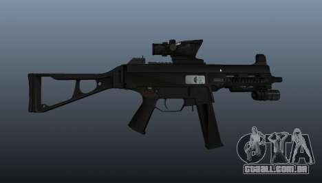 UMP45 metralhadora v1 para GTA 4 terceira tela