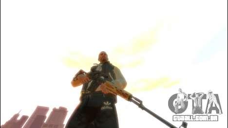 Rifle Sniper Dragunov para GTA 4