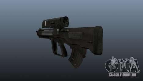 O lançador de granadas XM-25 para GTA 4 segundo screenshot