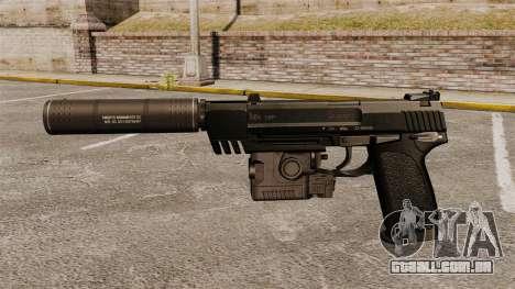 Pistola HK USP para GTA 4 terceira tela