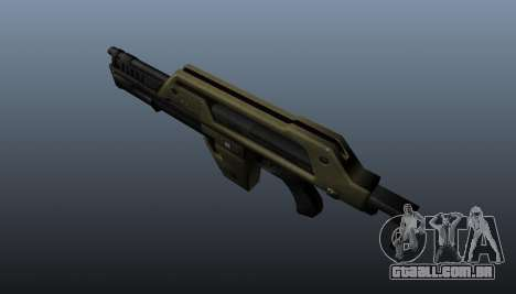 Rifle M41A L-E-N assassino para GTA 4 terceira tela