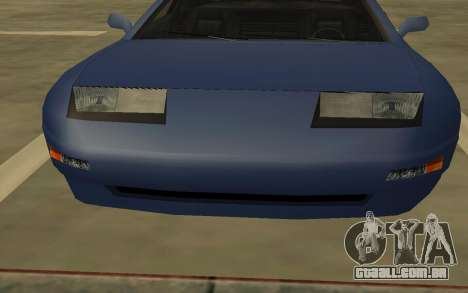GTA V to SA: Realistic Effects v2.0 para GTA San Andreas twelth tela