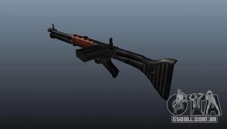 Espingarda automática FG 42 para GTA 4 segundo screenshot