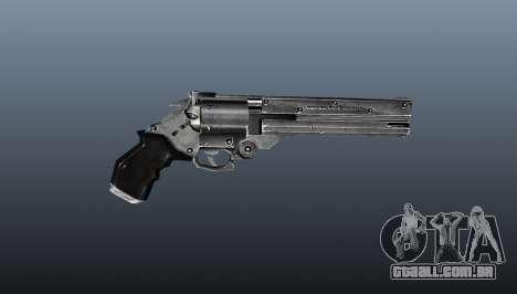 Trigun Revolver para GTA 4 terceira tela