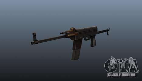 China 79 metralhadora SMG tipo para GTA 4