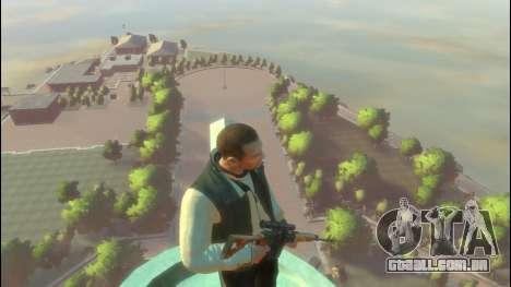 Rifle Sniper Dragunov para GTA 4 segundo screenshot