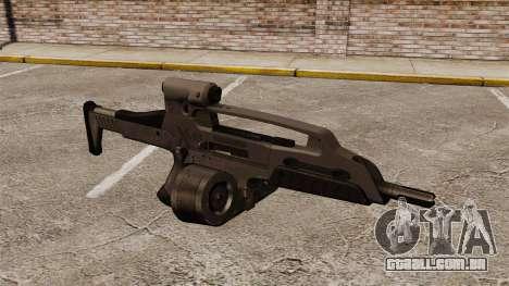 Automática HK XM8 v3 para GTA 4