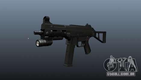 UMP45 metralhadora v2 para GTA 4