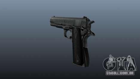 Pistola M1911 v3 para GTA 4 segundo screenshot