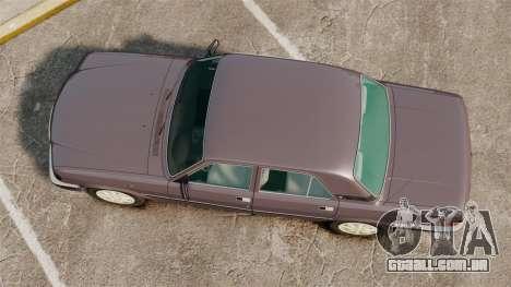 Volga GAZ-3110 para GTA 4 vista direita