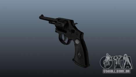 Revólver de dupla ação para GTA 4 segundo screenshot