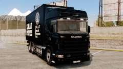 Novo caminhão da SWAT
