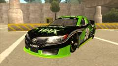 Toyota Camry NASCAR No. 30 Widow Wax para GTA San Andreas
