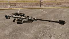 O Barrett M82 sniper rifle v15