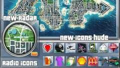 Map-Radar-HUD Pack