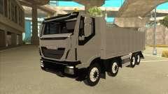 Oi-terra caminhão Iveco