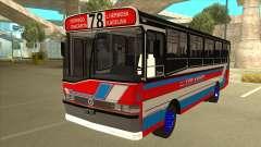 Mercedes-Benz OHL-1320 Linea 78 Los Andes
