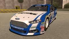 Ford Fusion NASCAR No. 99 Fastenal Aflac Subway