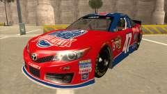 Toyota Camry NASCAR No. 47 House-Autry para GTA San Andreas