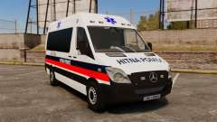 Mercedes-Benz Sprinter Zagreb Ambulance [ELS]