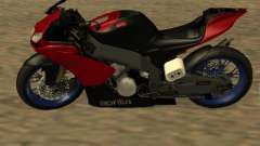 Aprilia RS50 para GTA San Andreas