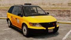 Táxi melhorada
