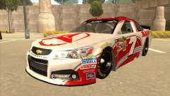 Chevrolet SS NASCAR No. 7 Sany para GTA San Andreas